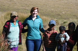Field visit to Chiantla